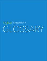 NGICP Glossary